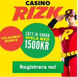 Rizk nya casino